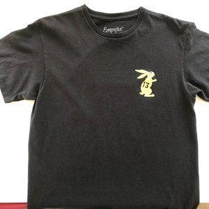 EMPYRE black short sleeve shirt